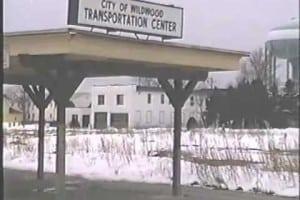 Wildwood Oak Avenue Tran Station 1989