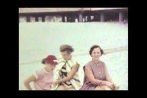 Wildwood Beach 1950s Home Video