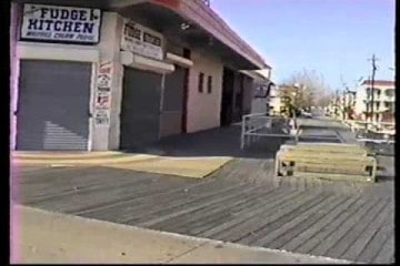 Wildwood Boardwalk Reporting 1991