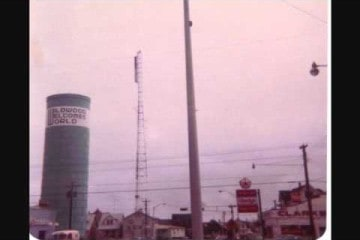 WCMC Radio Wildwood NJ 1970s