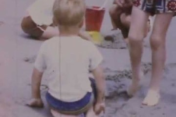 Wildwood Beach 1971