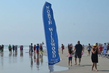 The North Wildwood Boogie Board Races 2015