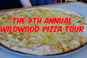 9th Annual Wildwood Pizza Tour