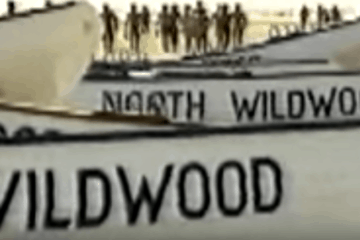 Wildwood Commercial 1980s