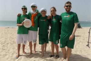 Ultimate Beach Frisbee Tournament 2015 Wildwood