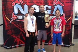 Mixed Martial Arts Tournament In Wildwood 2015