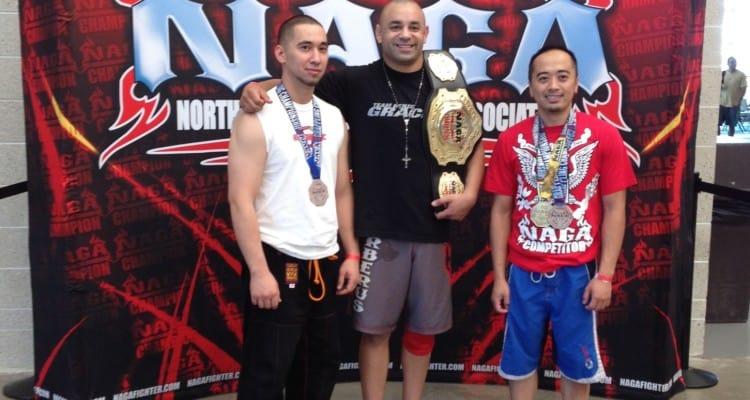 Mixed Martial Arts Tournament In Wildwood 2015