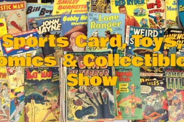 Sports Card, Toys, Comics & Collectibles Show Wildwood