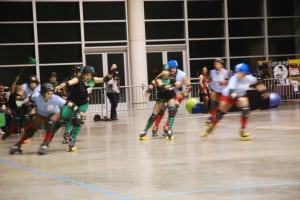 Wildwood Roller Derby Tournament