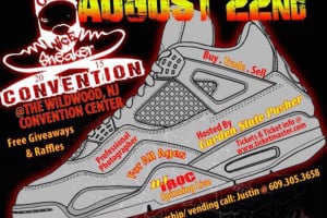 Jus Nice Sneaker Convention