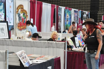 Tattoo Expo & Show
