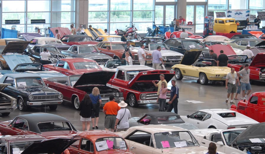 Classic Car Auction Car Show Wildwood Video Archive - Wildwood car show