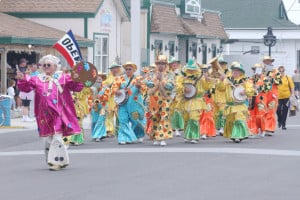 Mummers String Band Show
