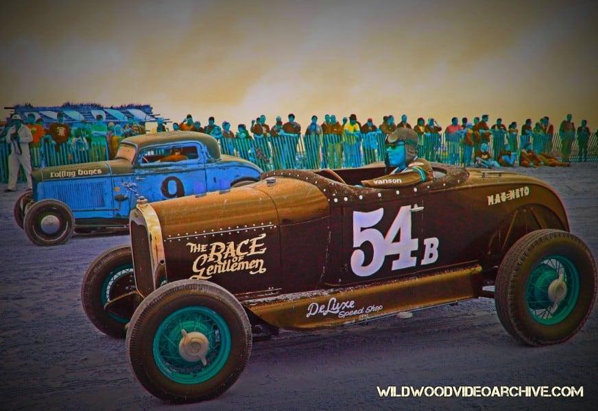 Race of Gentlemen Vintage Car & Motorcycle Beach Drag Races ...