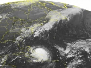 Hurricane Joaquin Gears Up Wildwood