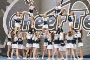 Cheerleading Championships - Nov. 1 & 15 Wildwood