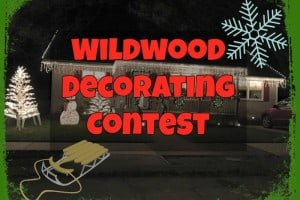 Wildwood Decorating Contest