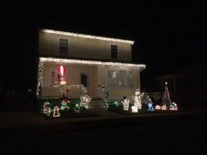 Christmas House Tour 2015 Wildwood 3