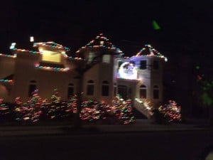 Christmas House Tour 2015 Wildwood 4