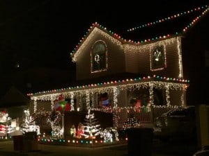 Christmas House Tour 2015 Wildwood 1