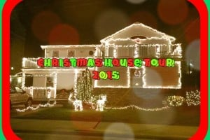 Christmas House Tour 2015 Wildwood