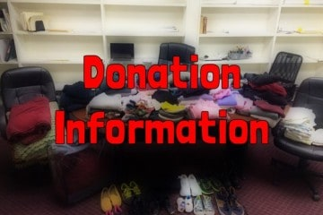 Donation Info Wildwood