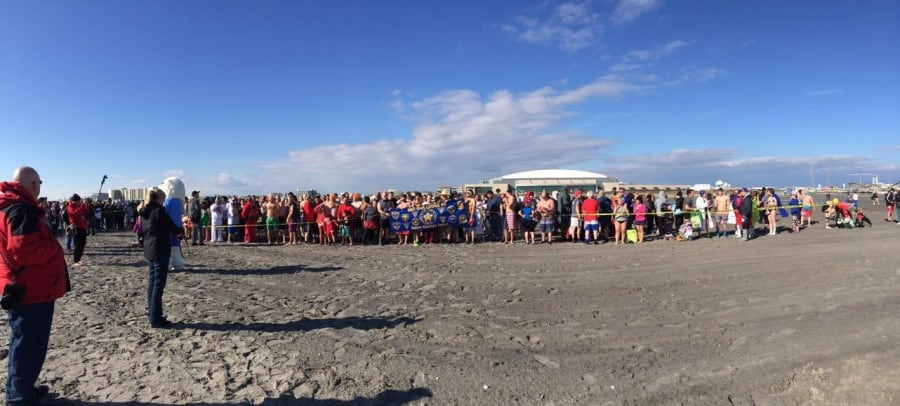 Polar Plunge 2016 Wildwood Video Archive 2