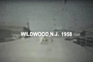 Wildwood N.J. 1958