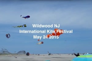 Wildwood International Kite Festival 2015