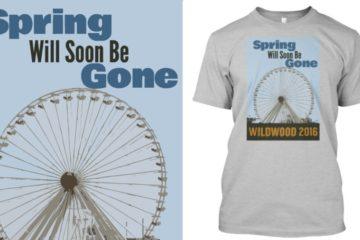 Buy Your Wildwood Shirt