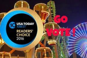 Vote Wildwood Boardwalk