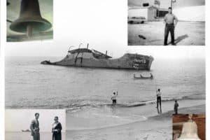 Concrete Ship's Bell Found