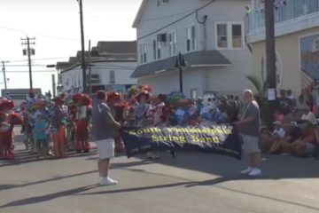 Mummers In Wildwood
