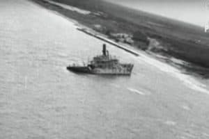 Cape May Concrete Ship In 1927