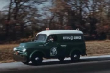 New Jersey Turnpike 1950s Newsreel