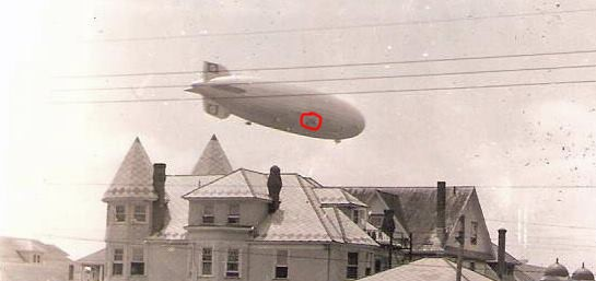 Video Of Hindenburg in Cape May