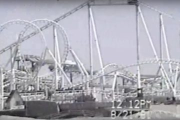 Random Shots From Wildwood 1991
