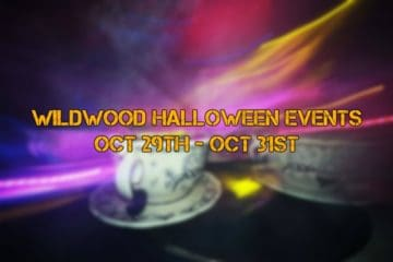 Wildwood Halloween Events Oct 29th - Oct 31st