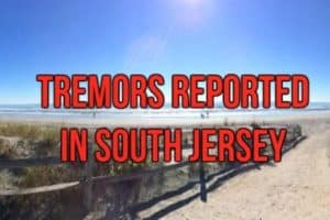 Tremors Felt In South Jersey
