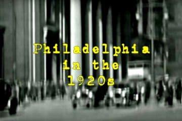Philadelphia in the 1920s