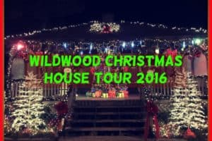 CHRISTMAS HOUSE TOUR 2016