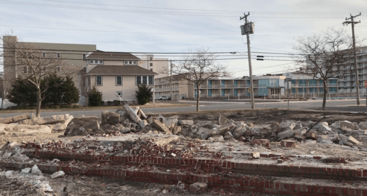 Wildwood Church - Demolition