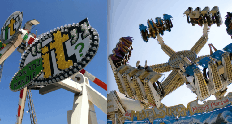 """Morey's Piers Releases Statement Regarding """"IT""""and""""Maelstrom"""""""