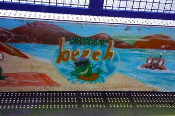 Dinosaur Beach LIVES