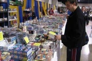 Wildwood Sports Card, Toys, Comics & Collectibles Show