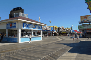Wildwood Boardwalk Renovations