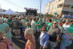 North Wildwood Irish Fall Festival Events