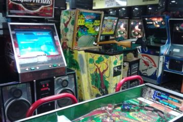 Boardwalk Mall's Retro Arcade Games For Sale