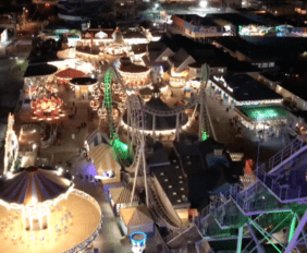 The Last Night of Morey's Piers' 2017 Season