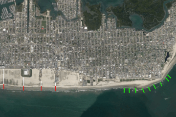 North Wildwood To Take Some of Wildwood and Wildwood Crest's Beaches